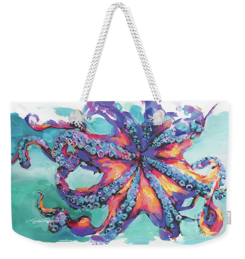 """Octopus"" Tote Bag"