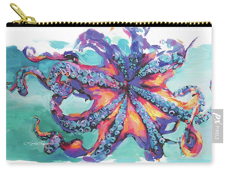 """Octopus"" Pouch"