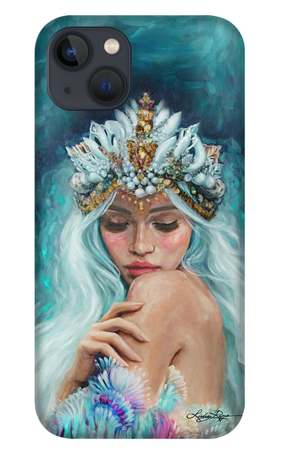 """Sea Queen"" iPhone Case"