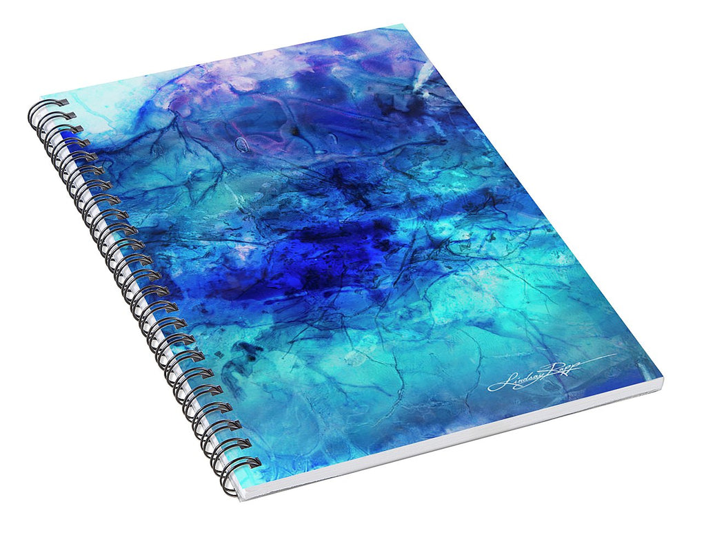 """Ocean Floor"" Spiral Notebook"