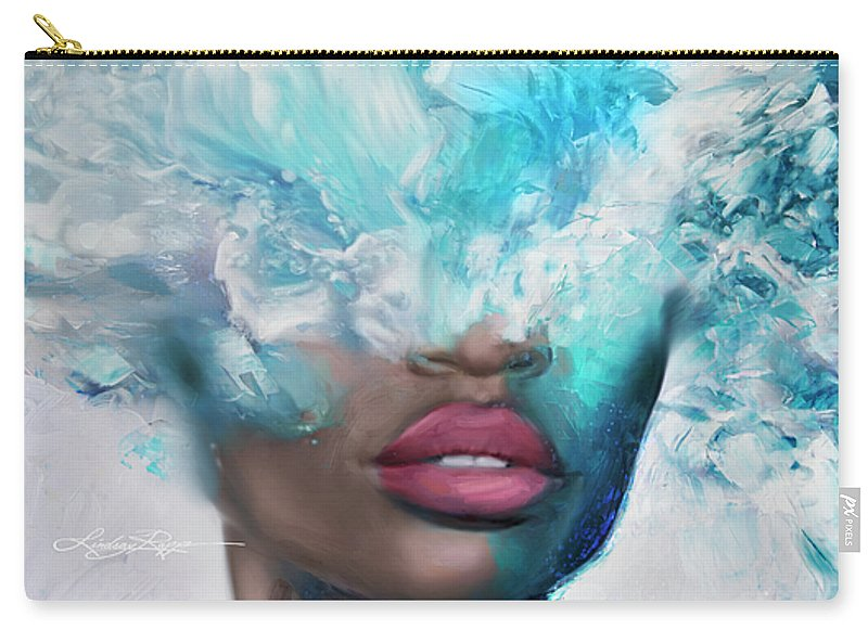 """Sea of Thoughts"" Pouch"