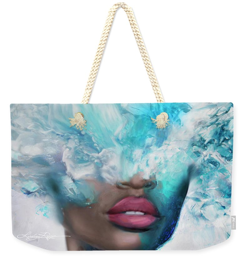 """Sea of Thoughts"" Tote Bag"