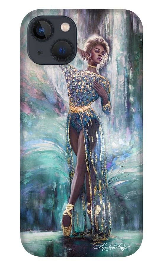 """Misty Copeland"" Phone Case"