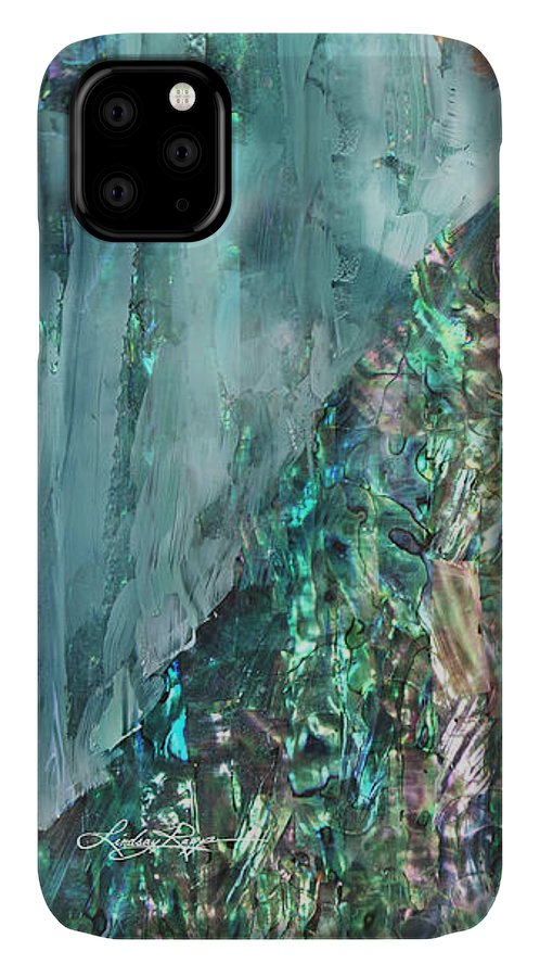 """Emerald"" Detail iPhone Case"