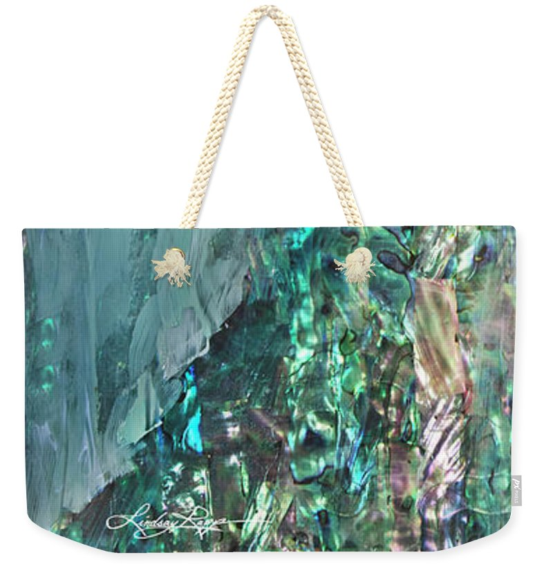 """Emerald"" Tote Bag"