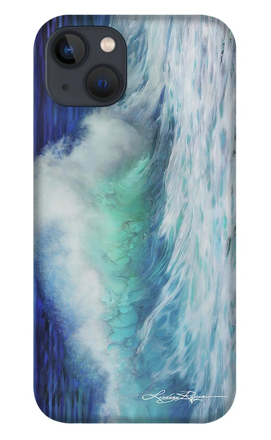 """Summer Wave"" Phone Case"