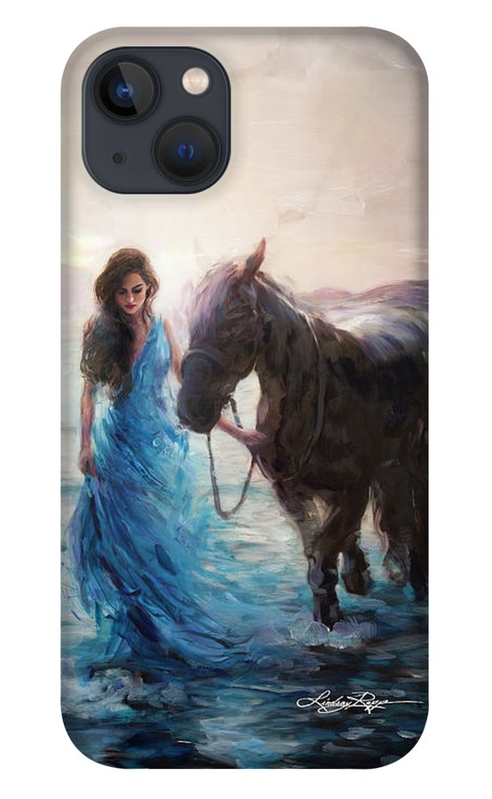 """Morning Through the Stars"" iPhone Case"