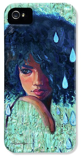 """Stormy"" Phone Case"
