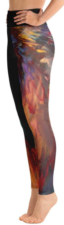 """Majestic"" Yoga Leggings"
