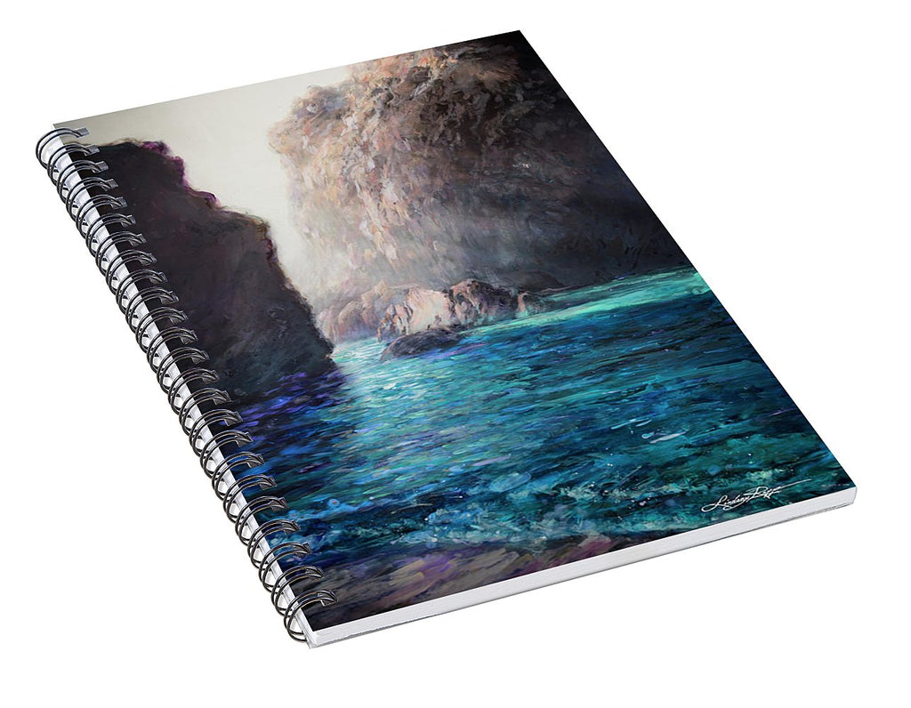 """Hours"" Spiral Notebook"