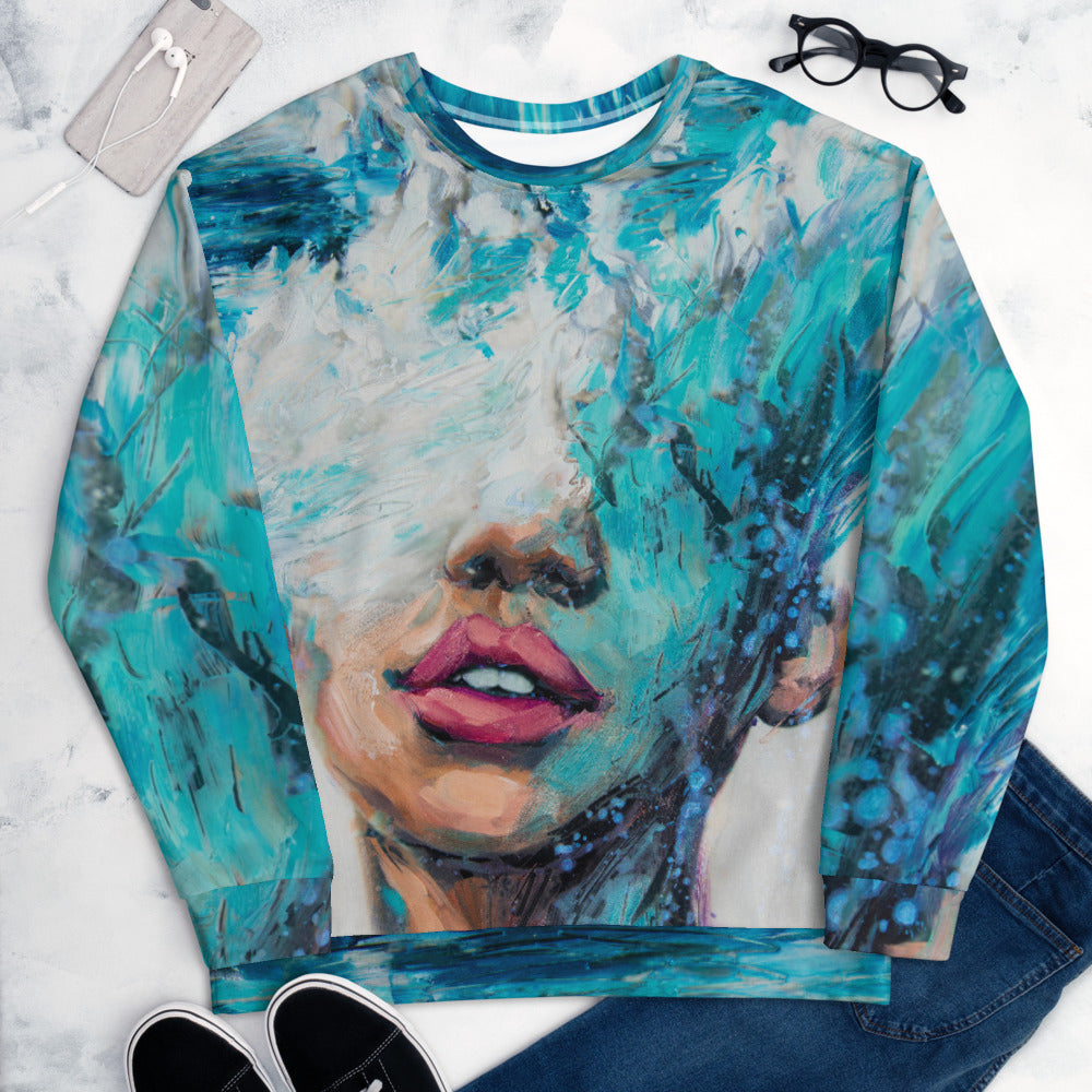 """MerMind"" Sweatshirt"