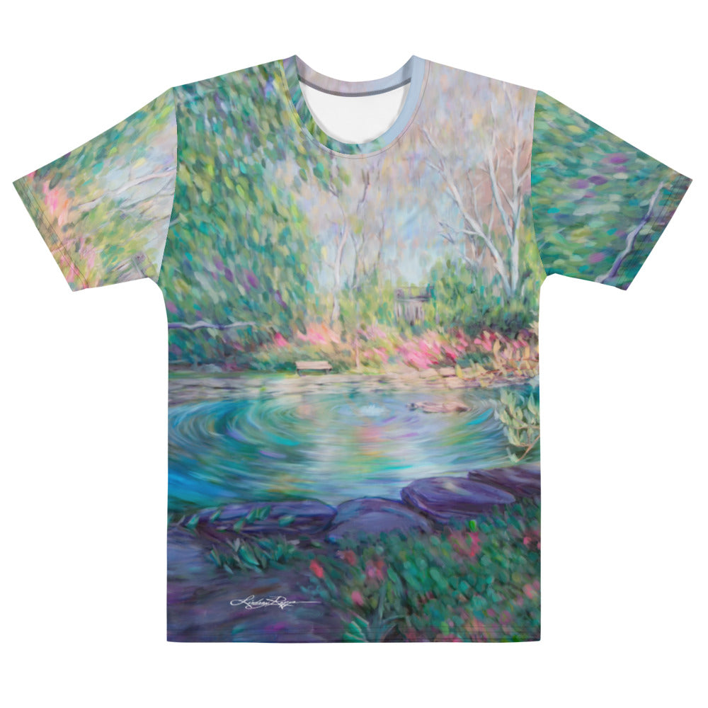 """Bio Pond"" Boyfriend-Fit T-shirt"