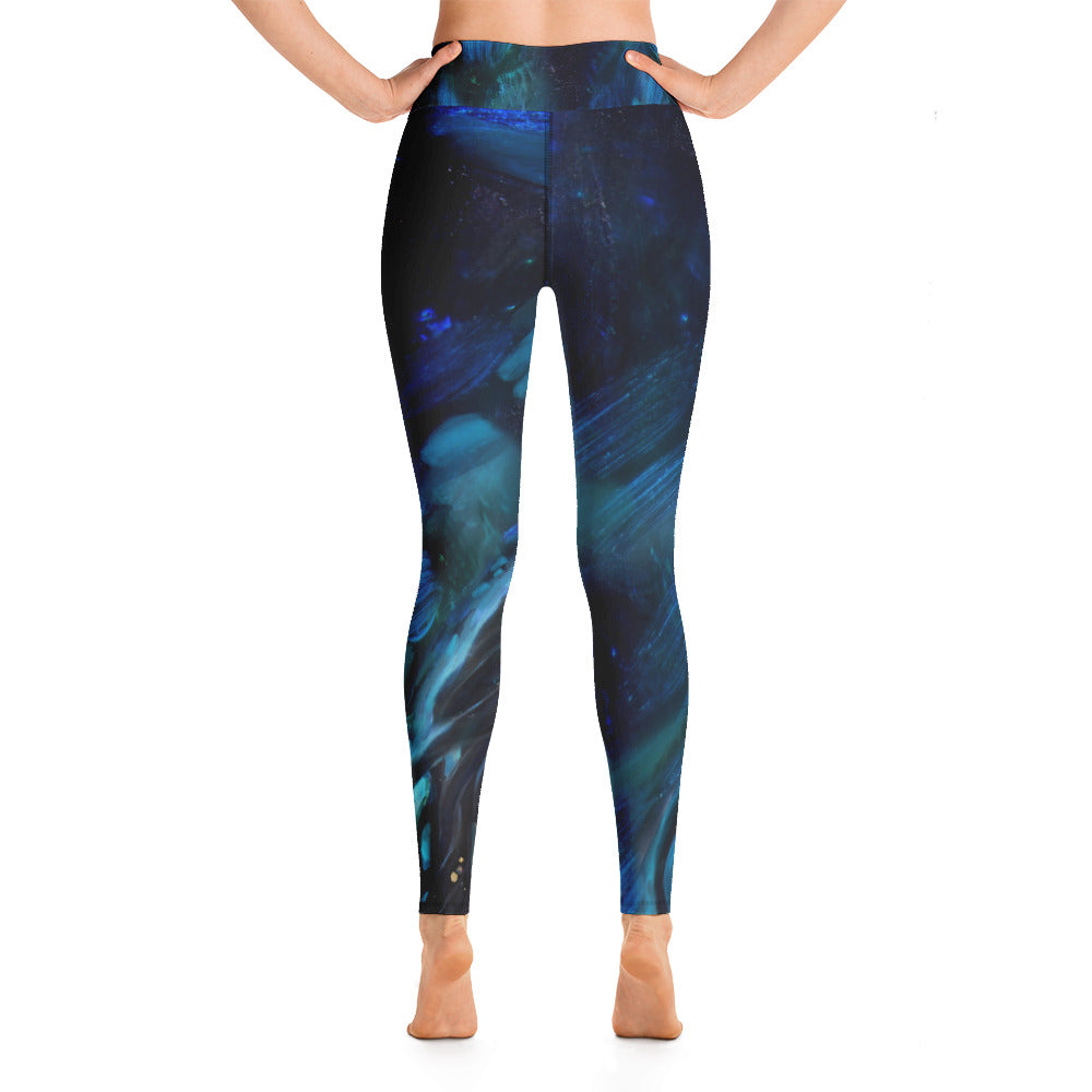 """Stardust"" Yoga Leggings"