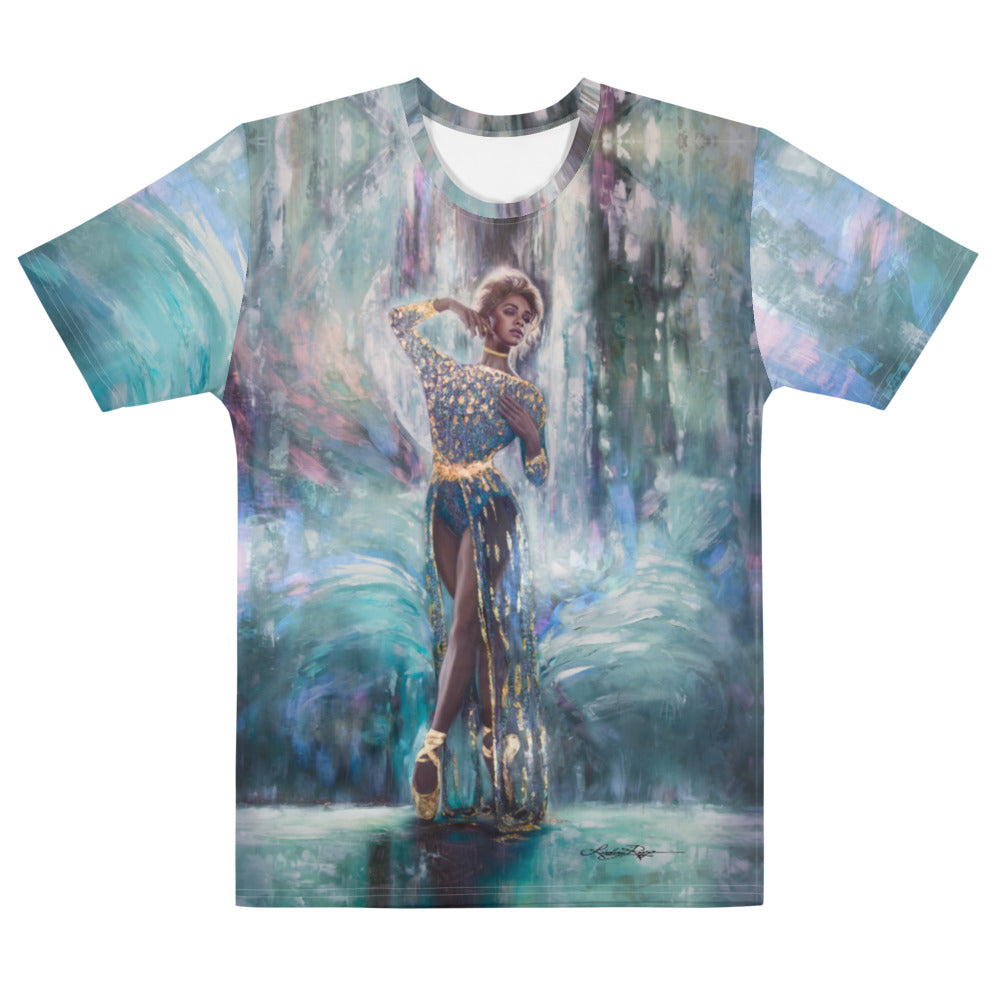 """Misty Copeland"" Boyfriend-Fit T-shirt"