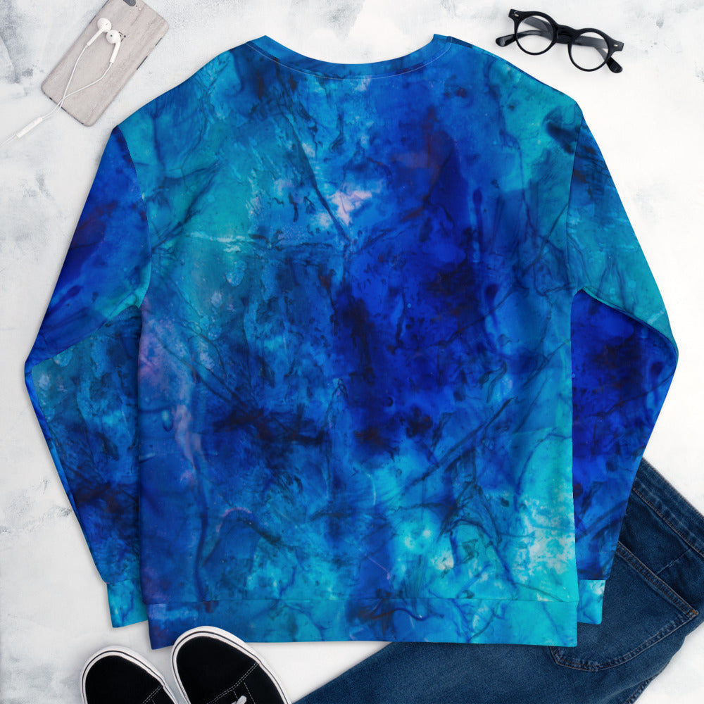 """Ocean Floor"" Sweatshirt"