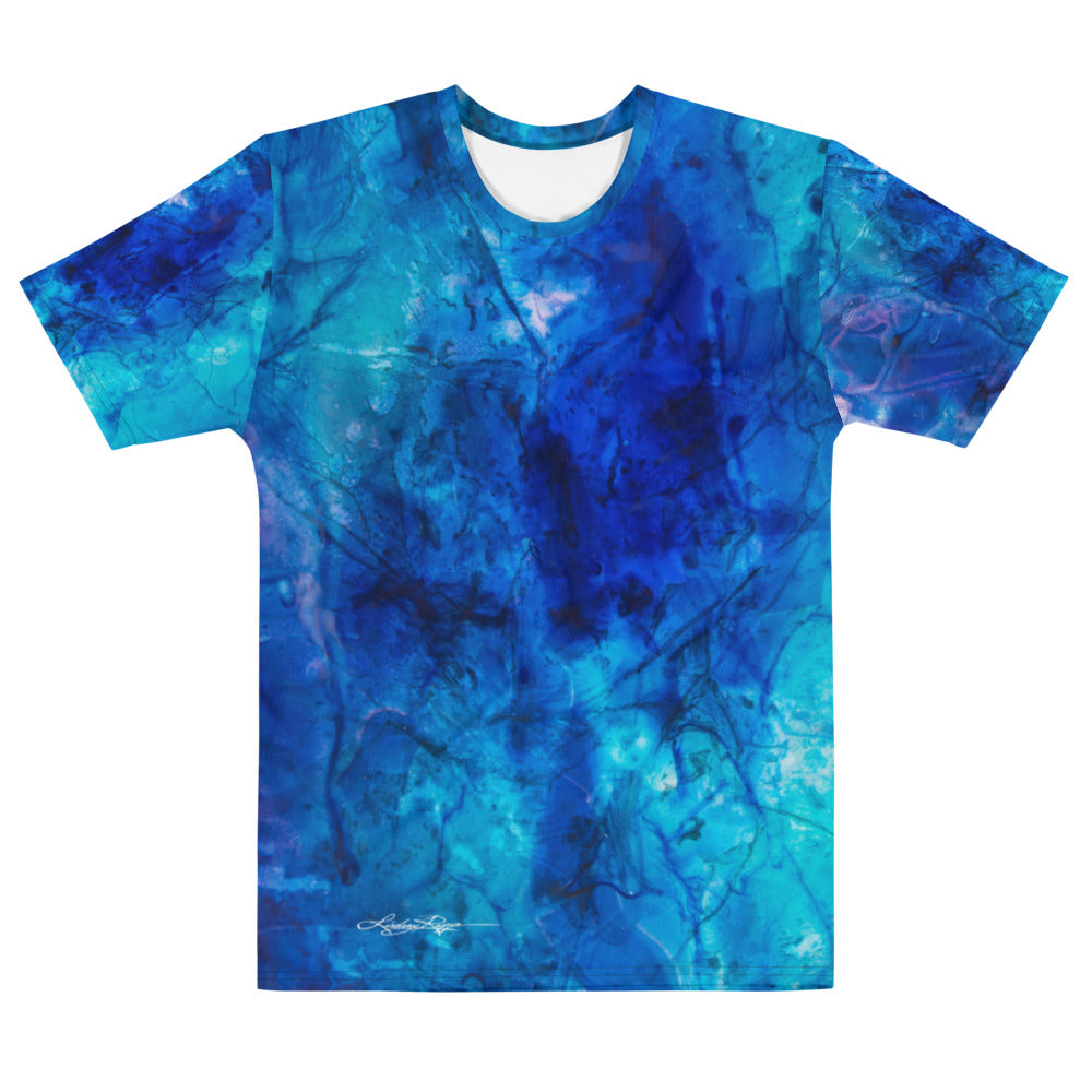 """Ocean Floor"" Boyfriend-Fit T-shirt"