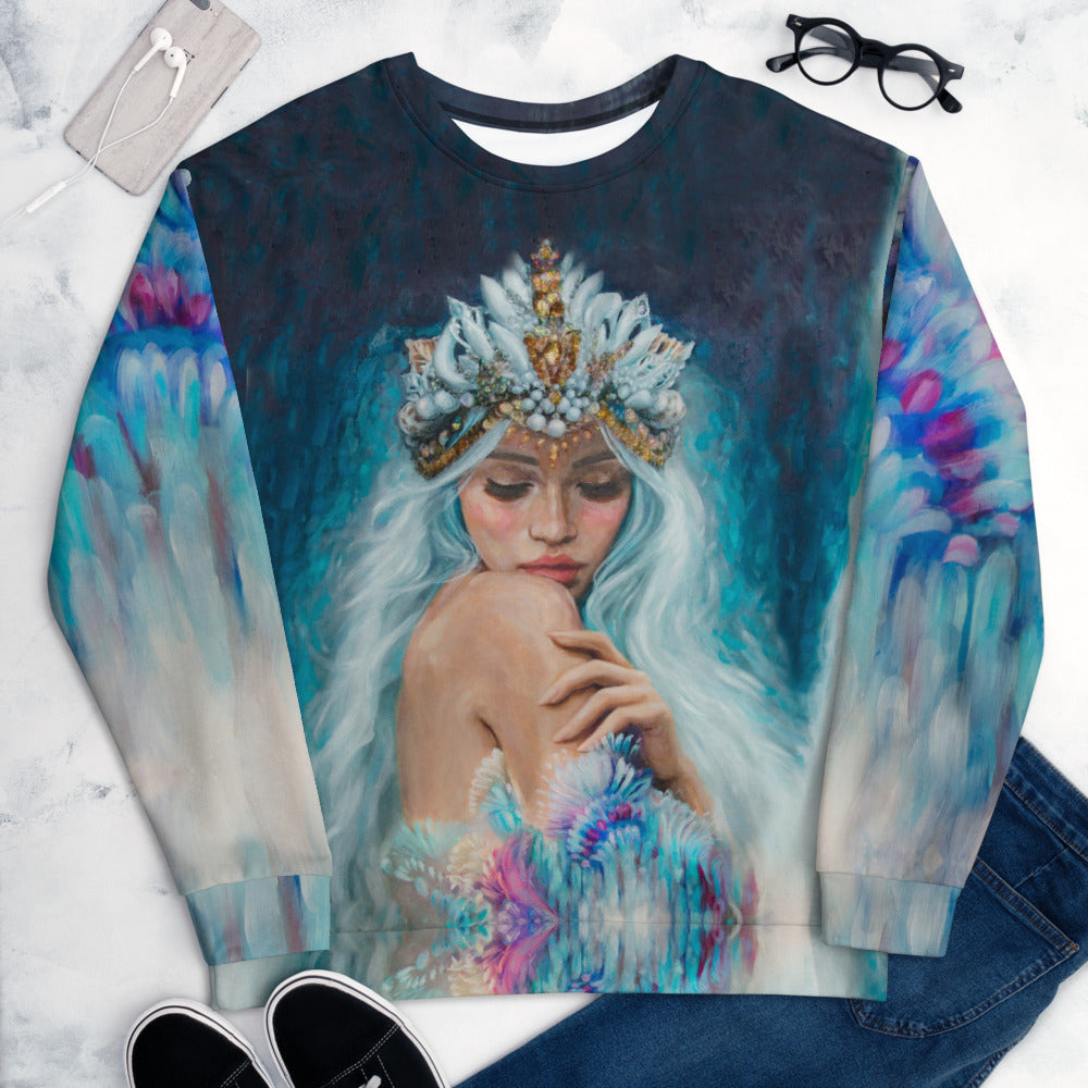 """Sea Queen"" Sweatshirt"