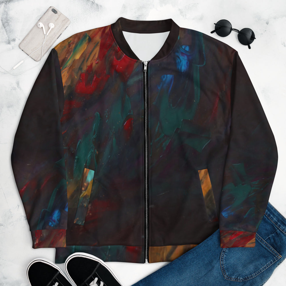 """Majestic"" Bomber Jacket"