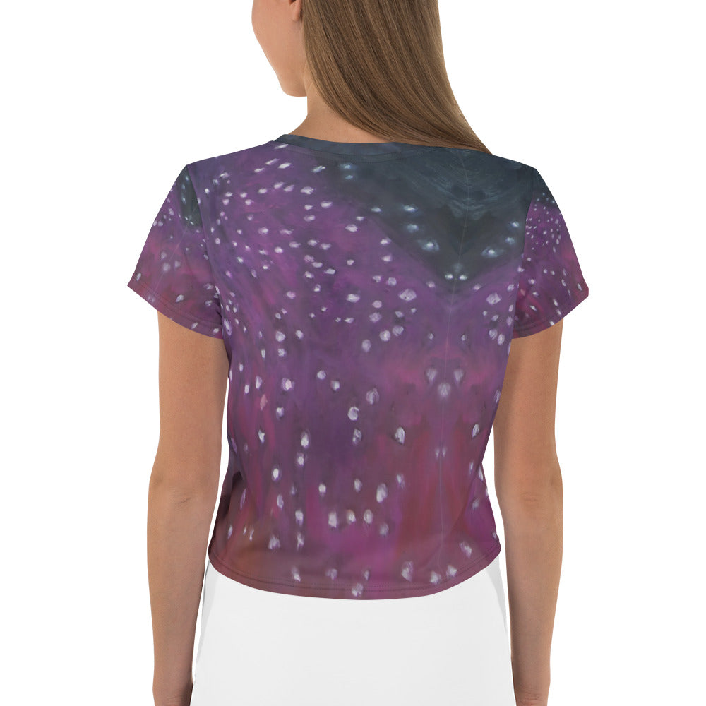 """Celestial Goddess"" Crop Top"