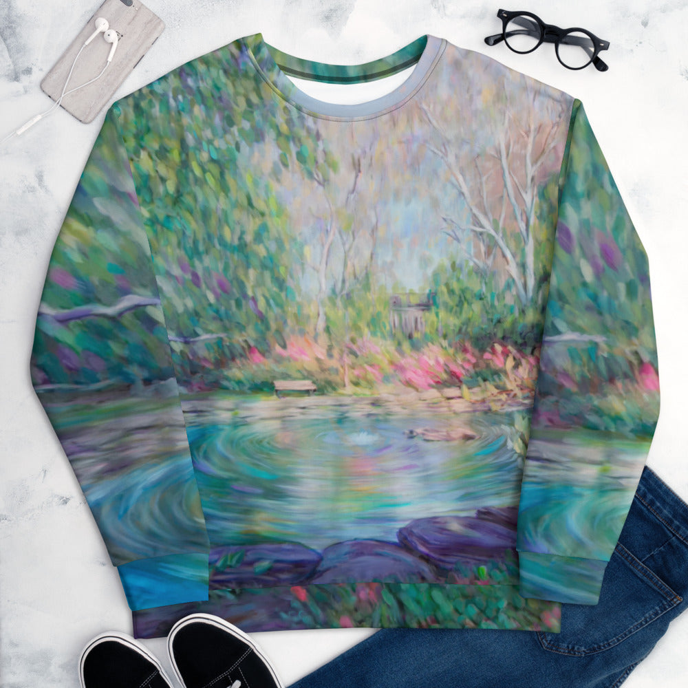 """Bio Pond"" Sweatshirt"