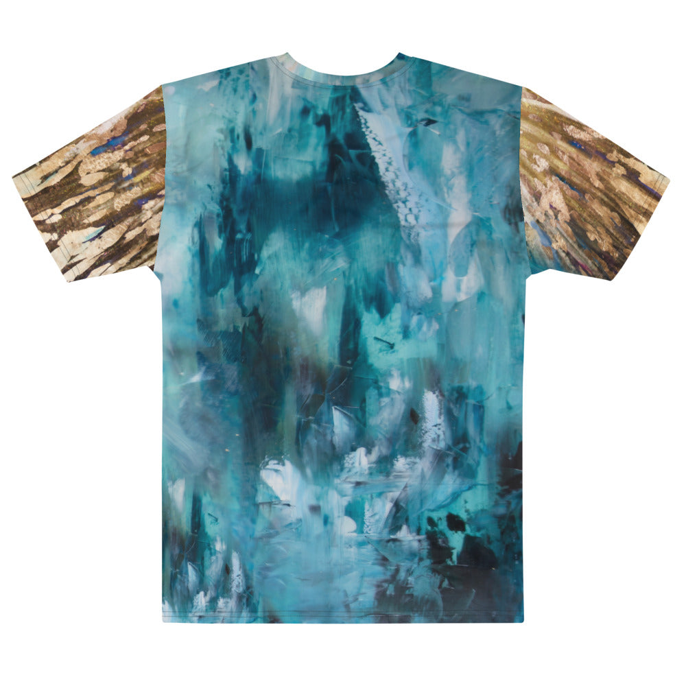 """Luminescence"" Boyfriend-Fit T-shirt"