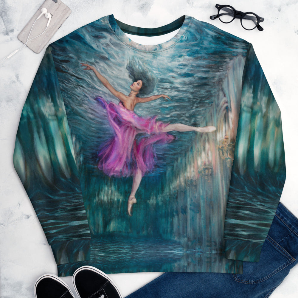 """Arabesque"" Sweatshirt"