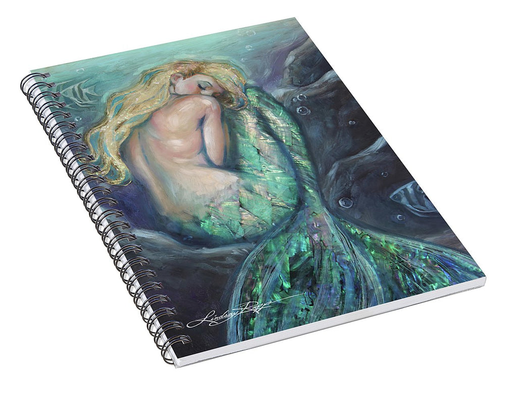 """Sweet Dreams"" Spiral Notebook"