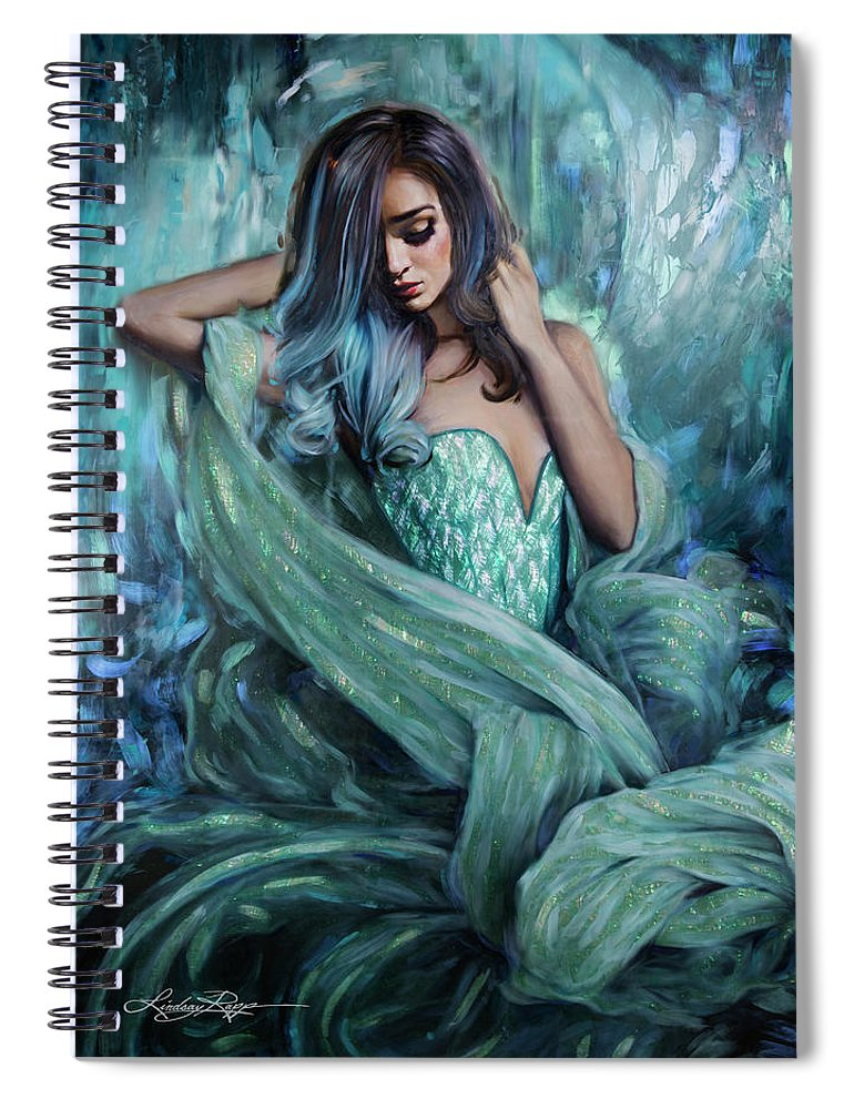 Water Spirit - Spiral Notebook
