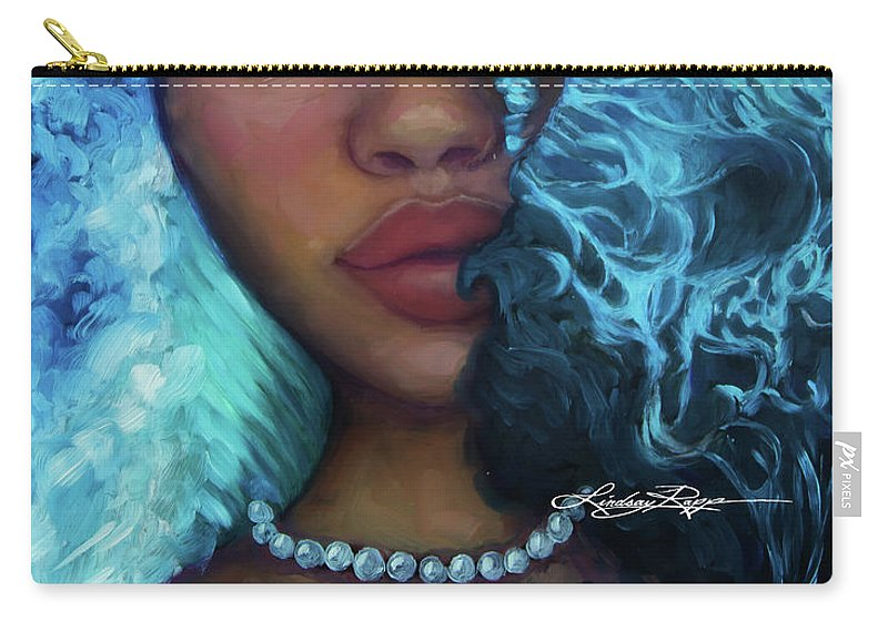 """Waves of Dreams"" Pouch"