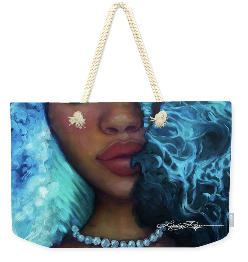 """Waves of Introspection"" Tote Bag"