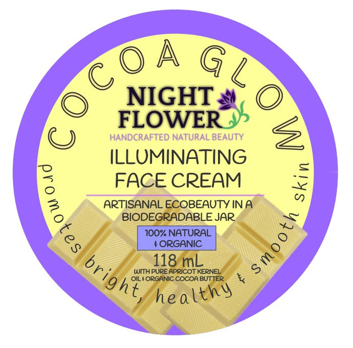Cocoa Glow - Illuminating Face Cream