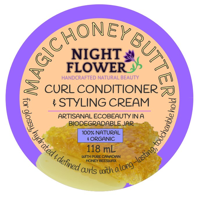 Magic Honey Butter - Curl Conditioner & Styling Cream