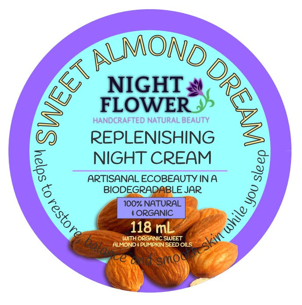 Sweet Almond Dream - Replenishing Night Cream