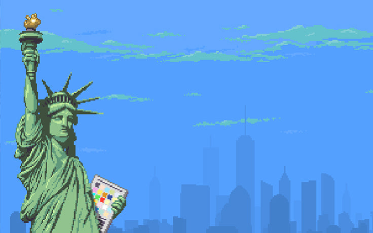 Bitmap Books get set to launch stateside