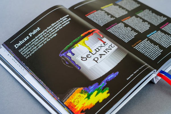 Only Commodore Amiga makes it possible – Bitmap Books