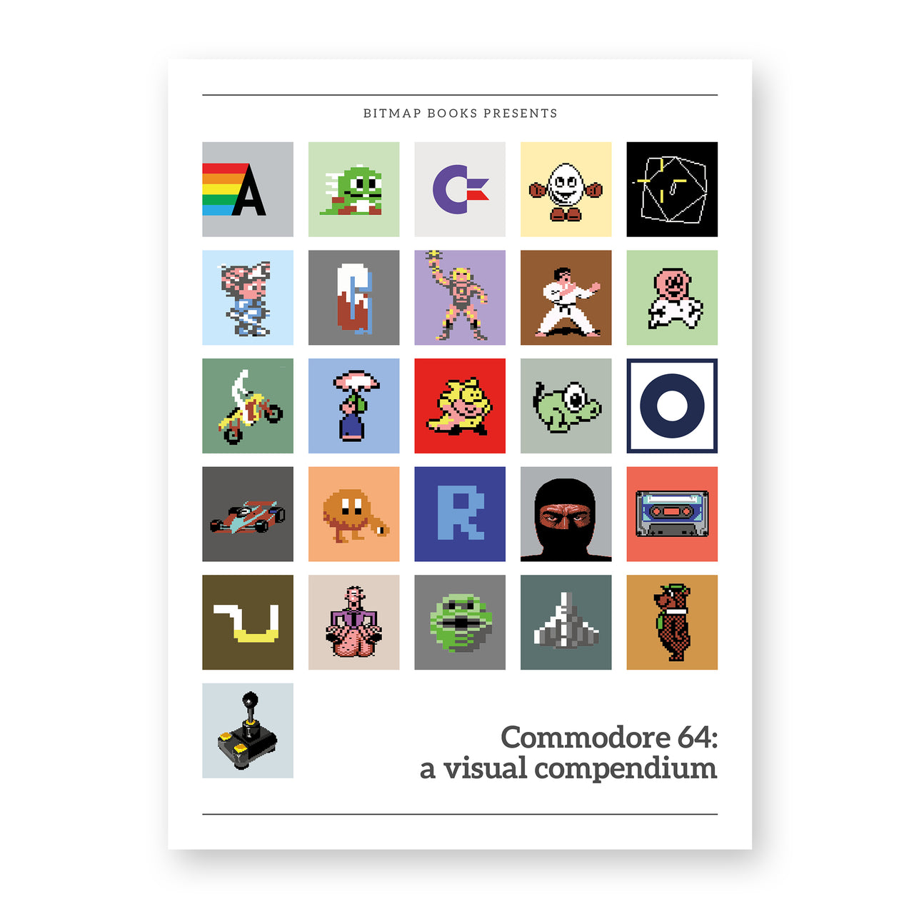 Commodore 64: a visual Commpendium