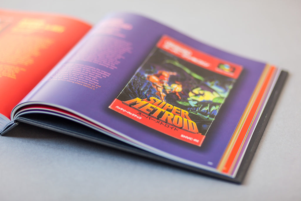 super metroid super famicom box art