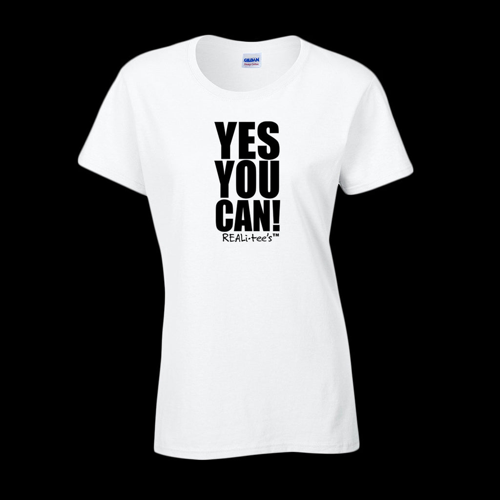 YES YOU CAN! - WOMEN