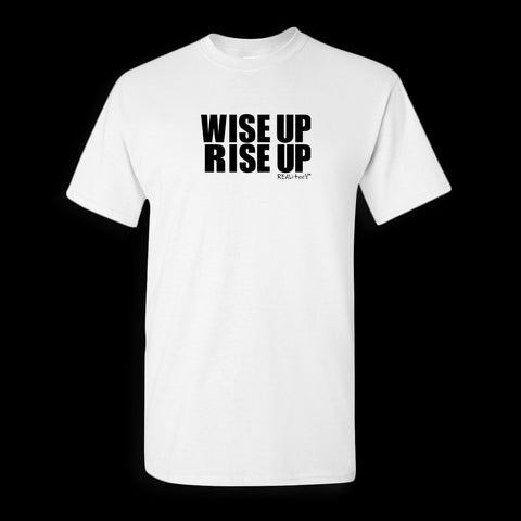 WISE UP RISE UP - MEN