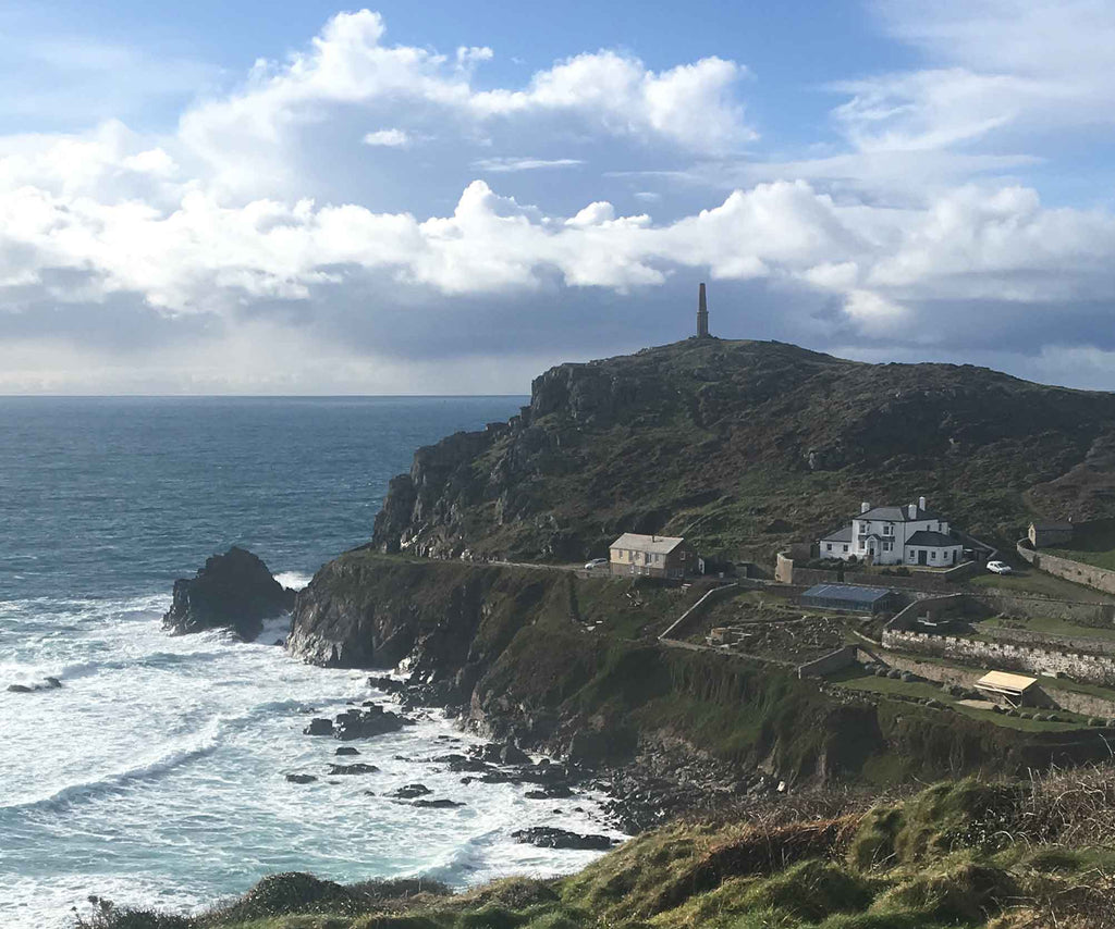 Brisons Veor: A Cornish residency - Part 1