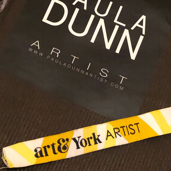 Paula Dunn Artist at Art& 2019