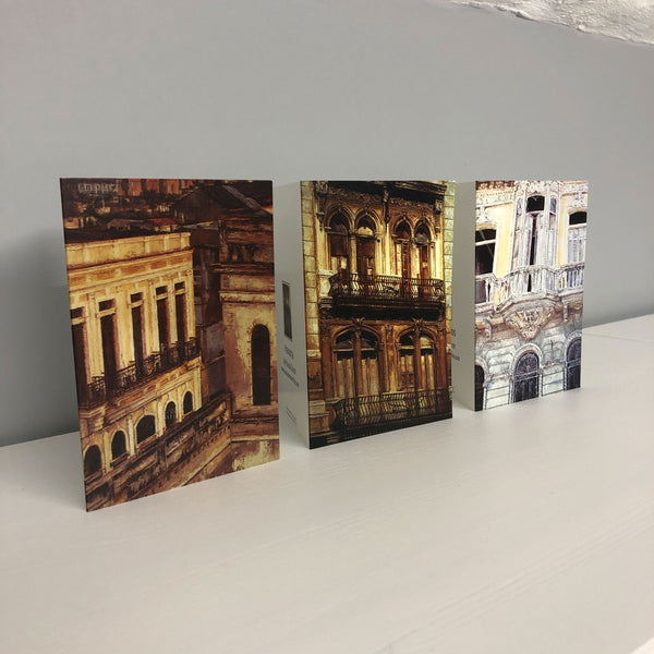 Cuba greetings cards