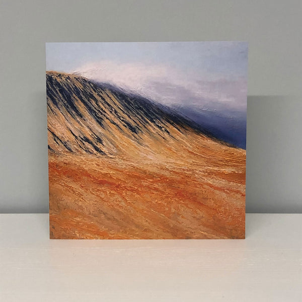Whernside Greetings Card