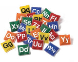 Bean Bags ALPHABET 26pc pbag*