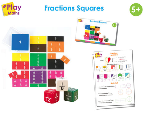 Fraction Game - Set 1*