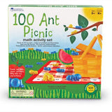 100 ANT PICNIC MATHS ACTIVITIES SET*