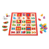 ABC & 123 Ant Picnic Activity Set*