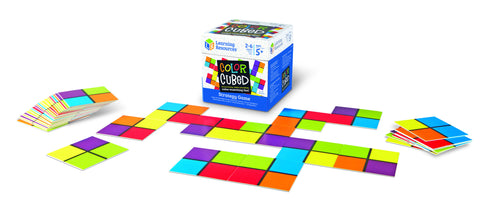 Colour Cubed Strategy Game*