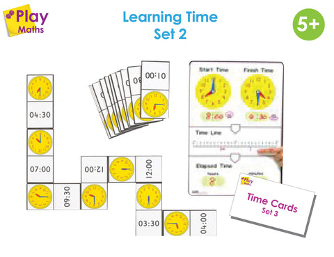 Learning Time Game - Set 2*