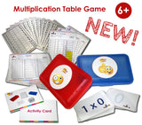 Multiplication Table Game*